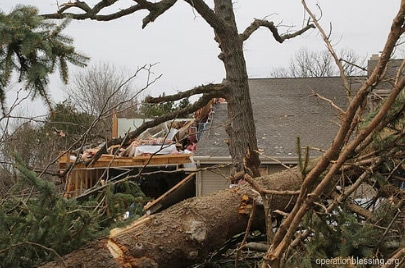 Disaster Relief for Midwest Tornado Victims